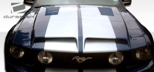 Mustang Gt500 Hood - 8