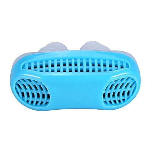 Azul Pinza Fácil Ayuda Para Respirar Nariz Anti 3 Aolvo nbsp;colores Dormir Aire Aliviar Purificador Silicona Ronquidos De CqwBa