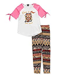 Girls Hearts Girls' 2-Piece Pants Set Outfit