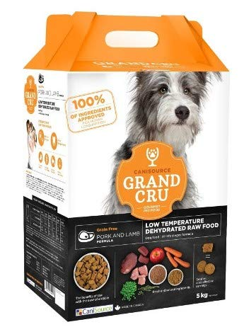 CaniSource Grand Cru Pork & Lamb Formula Dog Food 5KG