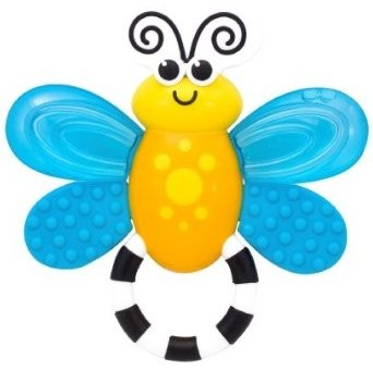 Sassy Flutterby Teether - 5