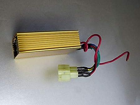 Cdi Tuning Ersatzteil Für Kompatibel Mit Shineray 250 Stxe Auto