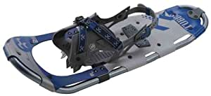 Tubbs Snowshoes Men's Wilderness Snowshoes, 36 -Inch, Blue/Gray