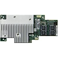 Intel RAID Module RMSP3AD160F - 12Gb/s SAS - PCI Express 3.0 x8 - Mezzanine - RAID Supported - 0, 1, 10, 5, 50, 6, 60, JBOD RAID Level - 16 Total SAS Port(s) - 16 SAS Port(s) Internal - PC, Linux - 4