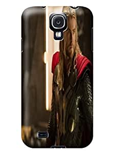 fashionable Cool Chris Hemsworth Thor Patterned TPU Phone Cases/covers for Samsung Galaxy s4