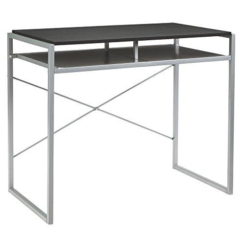 Signature Design by Ashley H300-010 Bertmond Home Office Desk, Black by Signature Design by Ashley