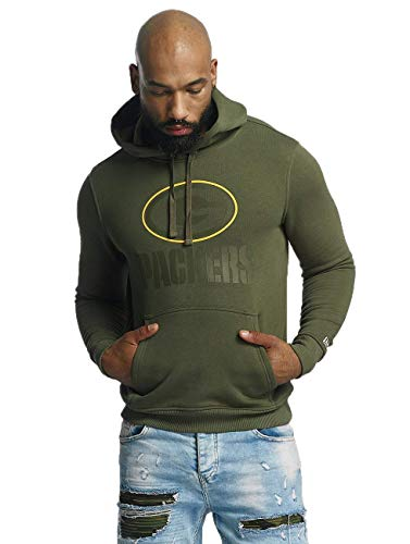 Hoodie Camo Nfl Pullover Bay Green Oliva New Packers Era nPO6Ux0