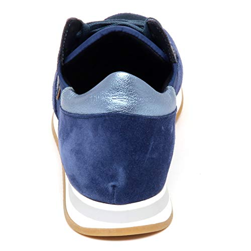 Scarpe Shoe Woman Philippe E8938 Blu Tropez Donna Model Sneaker 07w0qY4