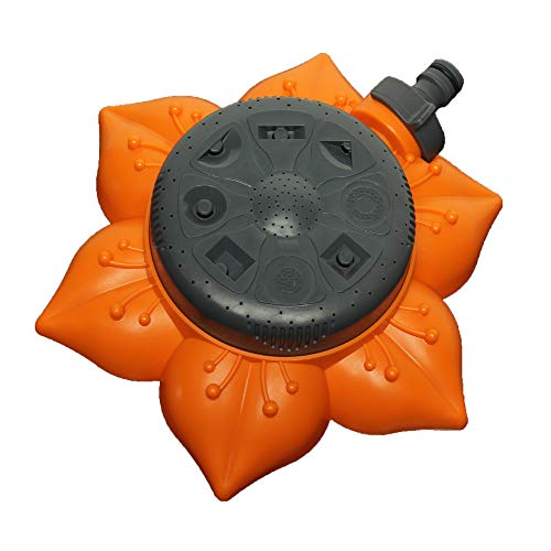 WIGGT Rotary Switch 7-Pattern Turret Sprinkler