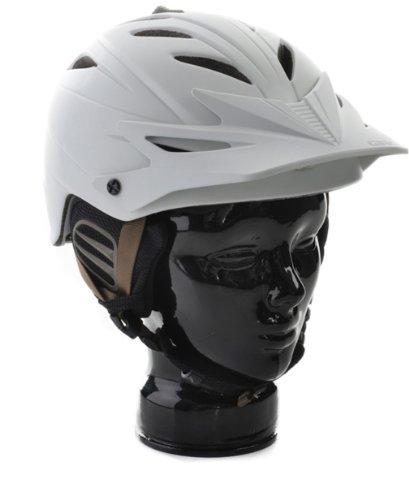 Giro G10 MX Snow Helmet Matte Chalk (Small), Outdoor Stuffs