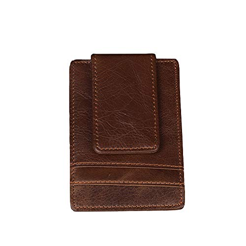 GzxtLTX Men Wallet PU Leather Credit Card Holder RFID Card Protector by GzxtLTX Bags (Image #8)