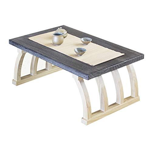 Tables Bay Window Tatami Coffee Solid Wood