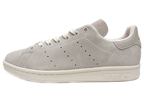 Stan Smith Mens in Chalk White/Matte Gold by Adidas discount cheap price 19bvJzJ