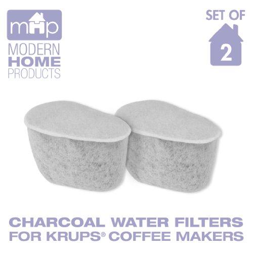 Krups Water Filter 2/Box (Rowenta Espresso Machine compare prices)