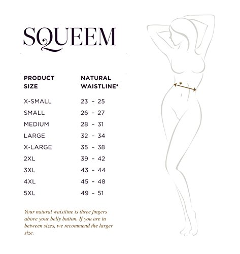 Squeem 'Perfect Waist' Contouring Cincher