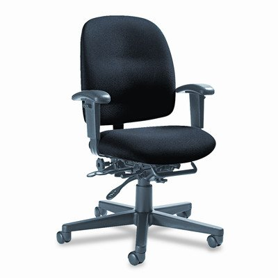 (Global Granada Multi-Tilter Low-Back Chair, 40