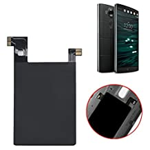Wireless Charging Sticker, ABC® Qi Wireless Charging Sticker Receiver with Nfc Ic chip for LG V10