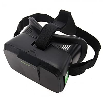 Headband Virtual Reality VR 3D Video Glasses for 4-6 inch Smartphone iPhone 6 6S