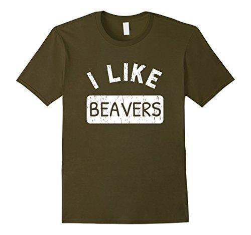 Beaver Green T-shirt - 8