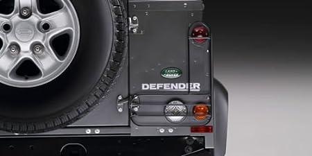 VIN 1A612404 on AMR3850R AMR3850 Bearmach Rear also fits reverse lamp Fog Lamp Plinth Defender 90 /& 110 Defender 90 /& 110 All models from