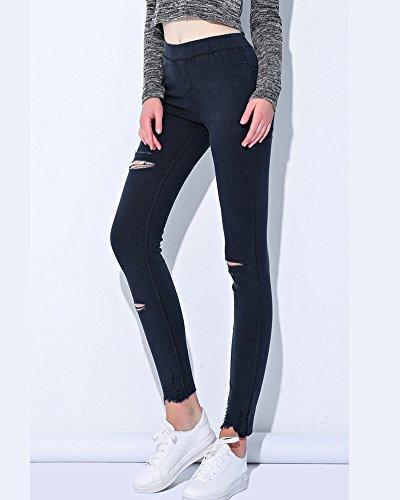 Fit Pantalones Mujer Pantalones Rotos Vaqueros Mujer Deportivos Mallas Yoga Pantalones Armada Push Slim Leggings Fitness Up q11wt75r