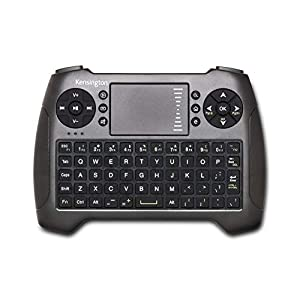 Kensington Wireless Handheld Keyboard (K75390US), Black