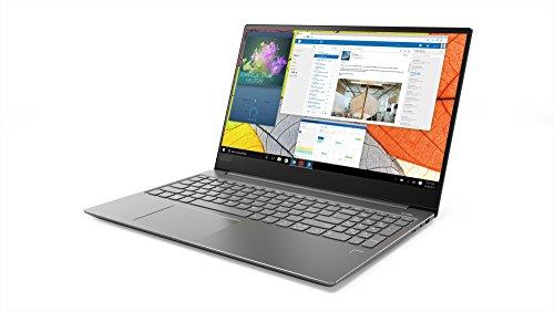 "Lenovo 720S-15IKB 15.6"" Laptop Intel Core i7 4GB Memory NVIDIA GeForce GTX 1050 Ti Max-Q 256GB Solid State Drive Iron Gray 81AC003EUS"
