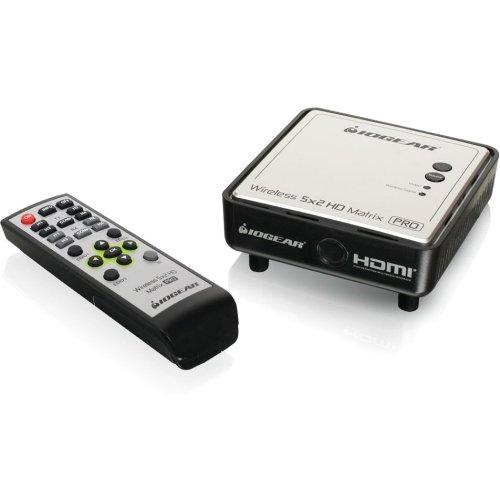 Iogear, Inc - Iogear Video Console - 30 Ft Range - External ''Product Category: Network & Communication/Video Consoles/Extenders''