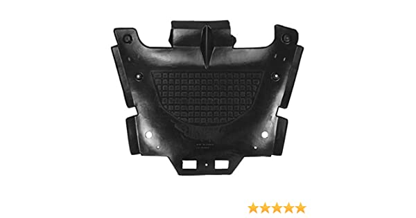 GM1228127 Engine Splash Shield for 08-14 Cadillac CTS Front