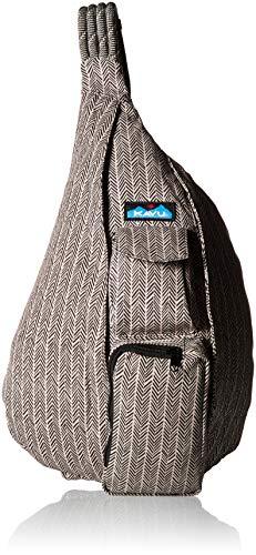 - KAVU Women's Rope Bag Outdoor Backpacks, One Size, Chevron Shower