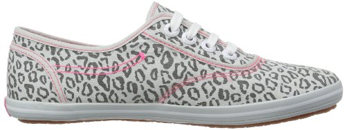 Femme Gris J Baskets Roxy Shoe Basses Connect w5Y0tvqX
