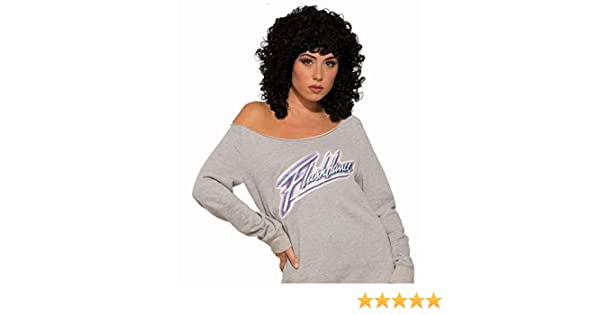 Forum Novelties 80/'s To The Maxx Black Wild Curl Adult Unisex Wig