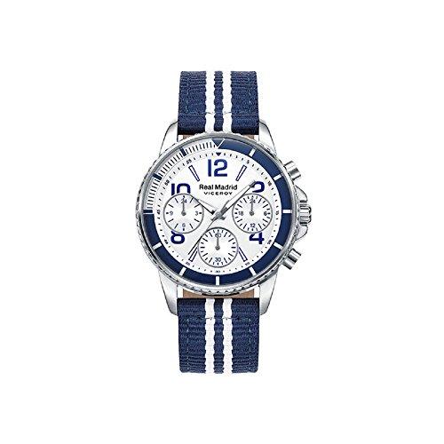 Reloj Viceroy Atlético de Madrid 42298-07 Niño Azul Multifunción