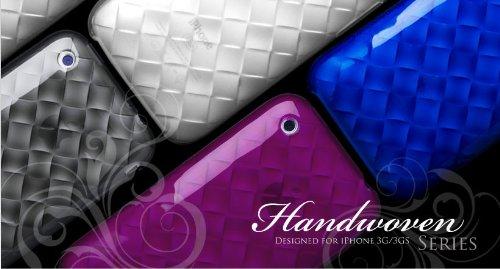 More Handwoven Housse pour iPhone 3G/3GS Mauve