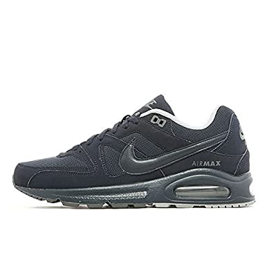 1bb085b8fecda Nike Air Max Command Mens Trainers Shoes Obsidian Grey (UK-6 ...