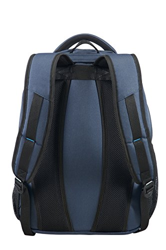 liters Blue cm Backpack at 25 TOURISTER 50 Midnight 6