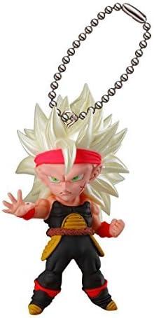 Bandai Gashapon Dragon Ball UDM Best 24 Figure Swing Keychain~S.S Bardock Xeno