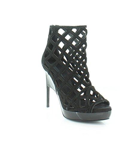 BURBERRY Edenside Women's Heels Black Size 7.5 M