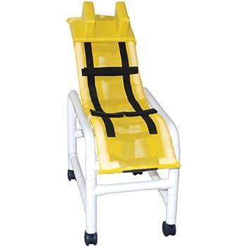 Adjustable Height MJM International 190-TSF-A Toilet Safety Frame