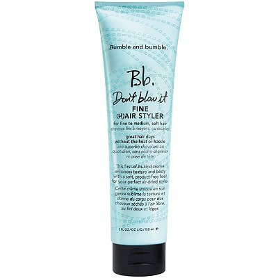 Bumble and Bumble Dont Blow It for Unisex,