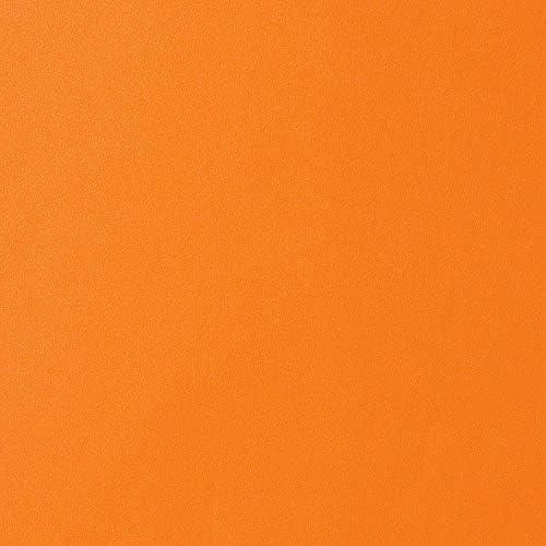 サンプル 壁紙 リアテック カッティングシート リメイクシート リフォーム DIY 内装 オレンジ STA-4759