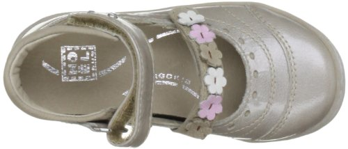 Noël Mini Shoes fille Casual Boogy Gris Taupe Z1Of4C