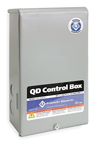Control Box, 1HP, 230V, 1Phase (Hp 1 Control Box)