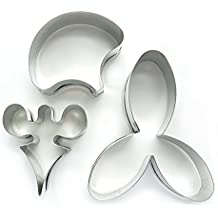 Moth Orchid (Phalaenopsis) Cutter Set by WSA