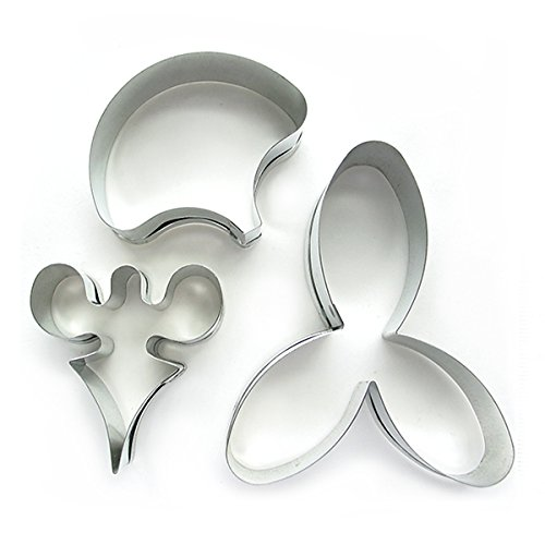 (Moth Orchid (Phalaenopsis) Cutter Set by WSA)