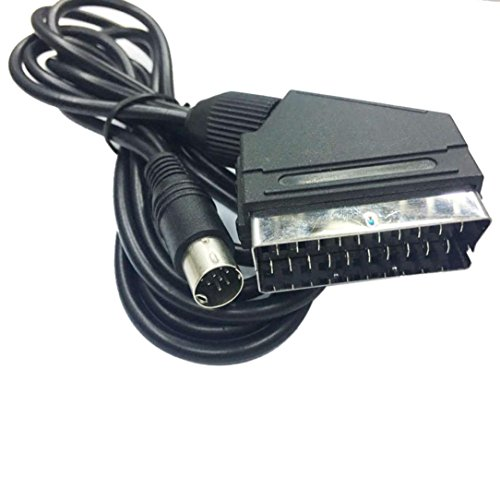 dapter Cable for SEGA Genesis MD2 Game Console ()