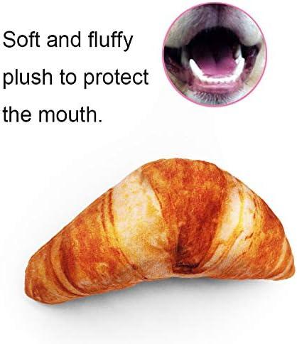 Bread dog plush _image2