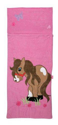 Snuggle Sac Sugar Cubes Pony Fleecy Sleeping Bag Review