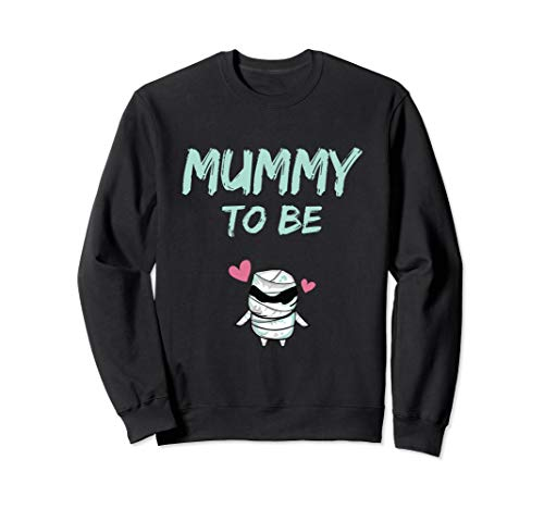 Mummy To Be Funny Halloween Pregnancy Announcement