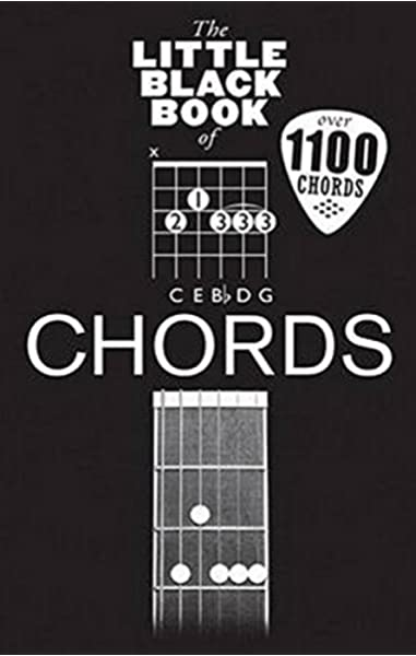 The Little Black Songbook: Chords: Amazon.es: Hopkins, Adrian ...